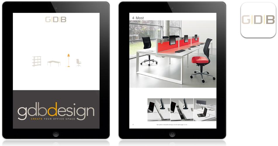 application m tier ipad gdb design flippad digitalisation catalogues interactifs. Black Bedroom Furniture Sets. Home Design Ideas
