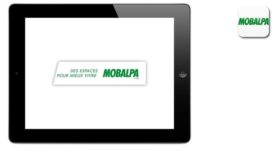application m tier mobalpa sur ipad flippad. Black Bedroom Furniture Sets. Home Design Ideas