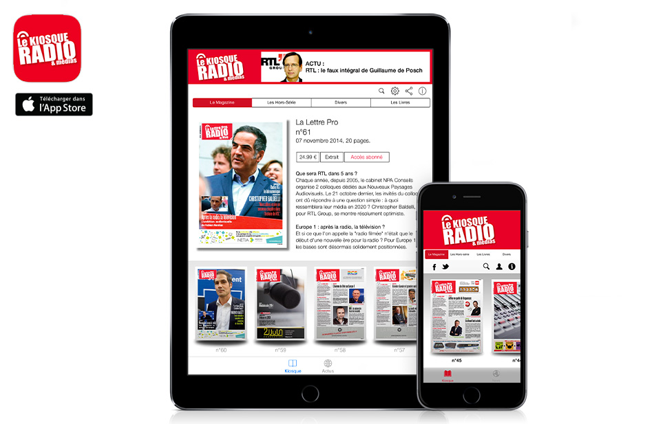 application-kiosque-magazine-le-Kiosque-Radio-Pro-sur-ipad-iphone