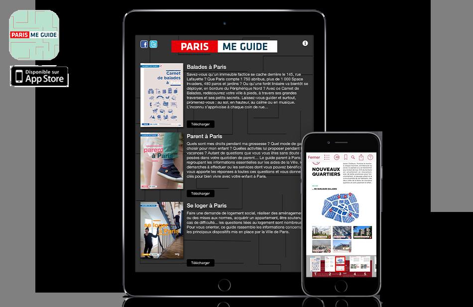 application-kiosque-magazine-La-Mairie-de-Paris-Paris-me-Guide-sur-ipad-iphone
