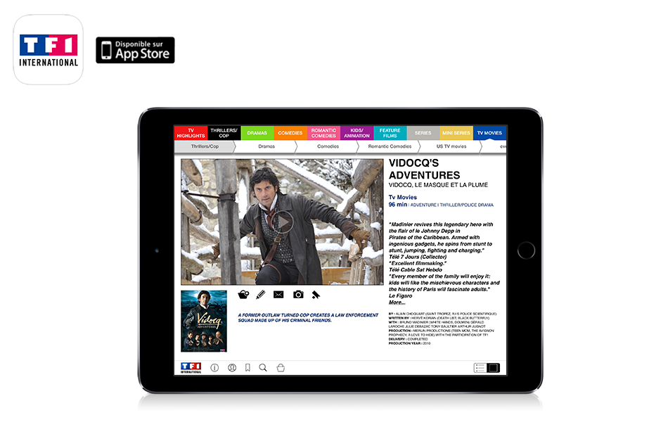 application-metier-ipad-TF1-international
