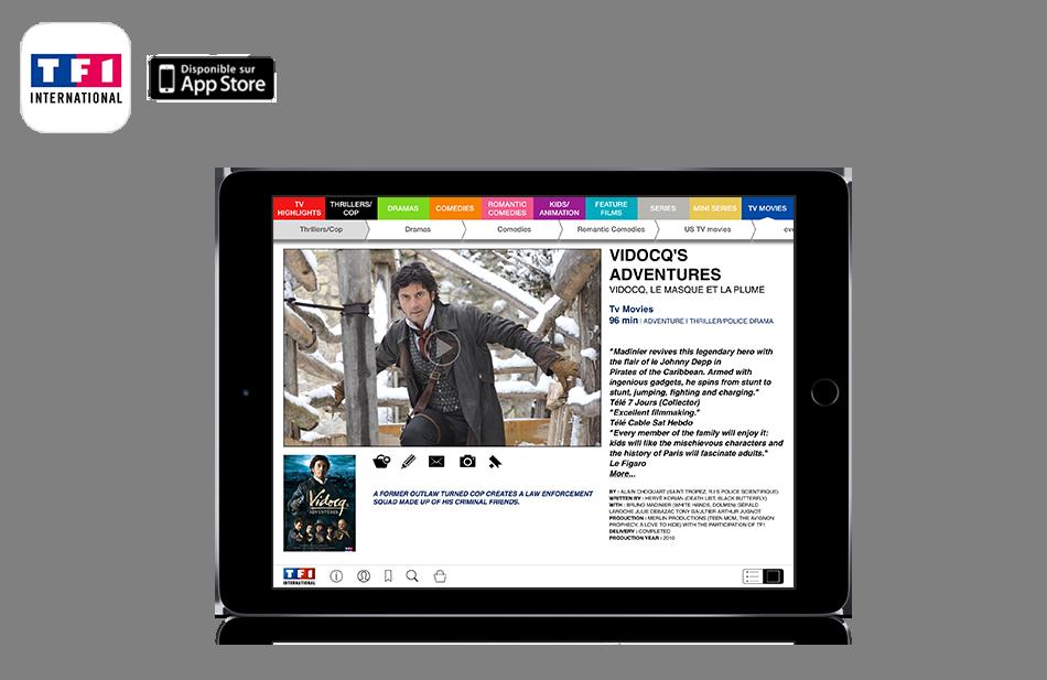 application-metier-ipad-TF1-international