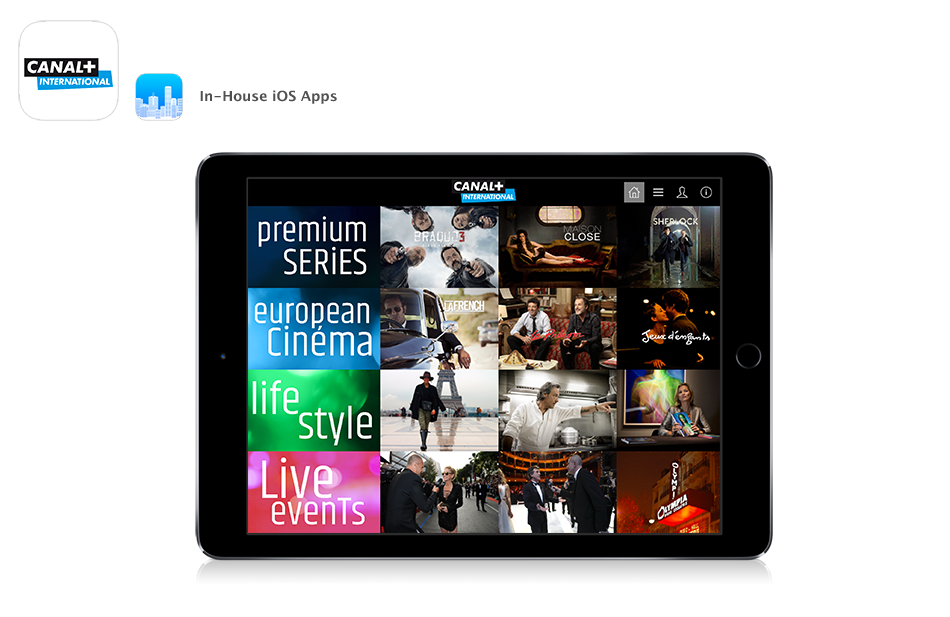 application-metier-ipad-canal-plus-international